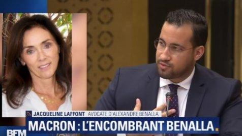 55bf9b630df Macron au Tchad   le retour inopiné de l encombrant Benalla - Agoravox TV
