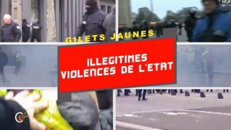 Gilets Jaunes : La vérité sur les casseurs ! - Page 7 Gilets-jaunes-illegitimes-violences-98944