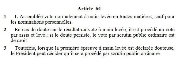 La démocratie irréprochable version LREM  Article_64-990bd