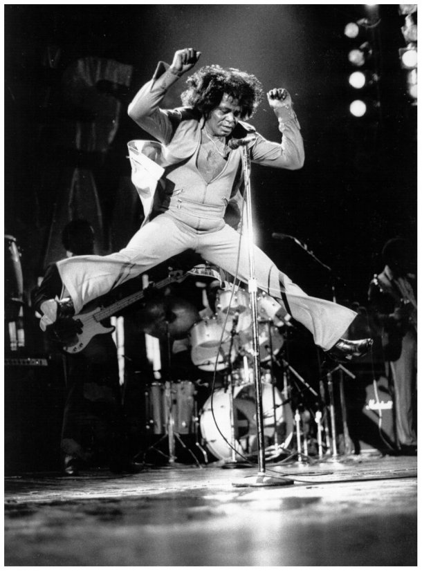 James Brown ...